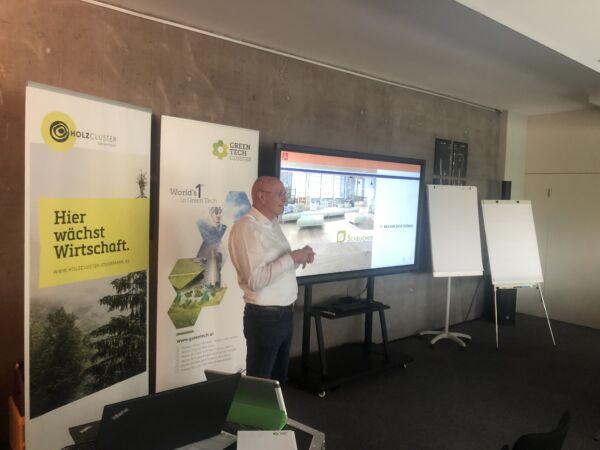 Vortrag zum Thema Digitalisierung
