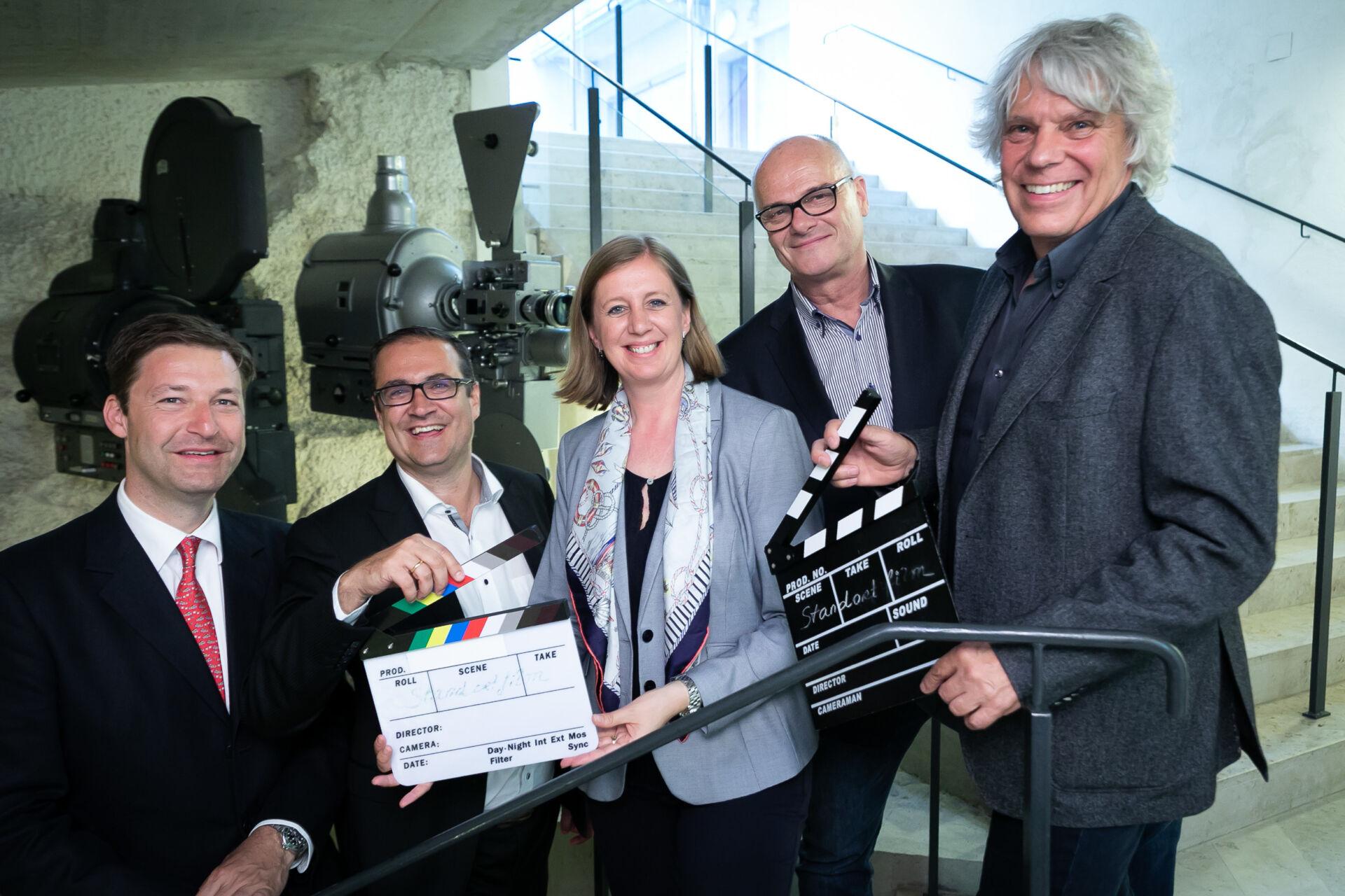 Eröffnungsfoto des SFG Standortfilm über die Steiermark